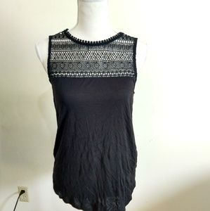 H&M Tops - ❤️❤️5 for $25❤️❤️ Tank lace blouse